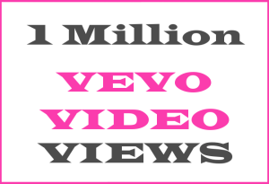 1Mio Vevo + YT Views – INFO HERE